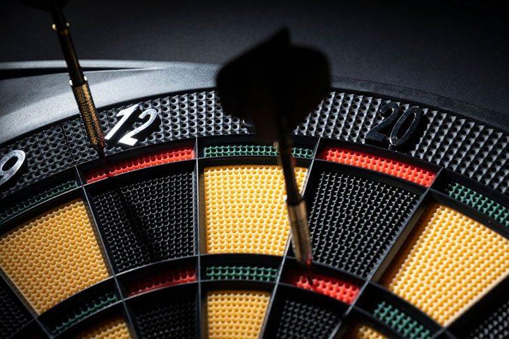 electronic dart board reviews 2021